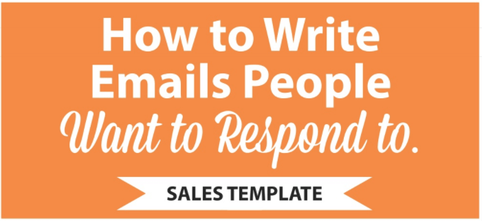 How to Write Sales Emails
