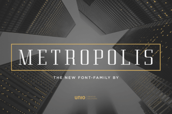 metropolis font.png