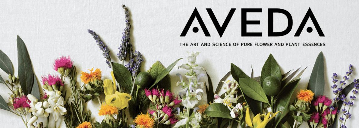 Aveda green plant power logo.png