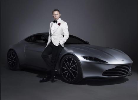 [Aston Martin and 007]