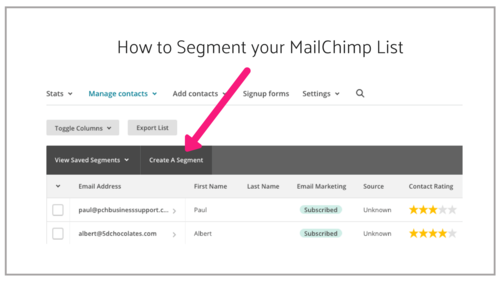 Mailchimp And Gdpr How To Set Up A Subscriber Opt In Form Virtuoso Assistant
