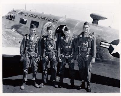 Emmett Anderson, 3rd from left.