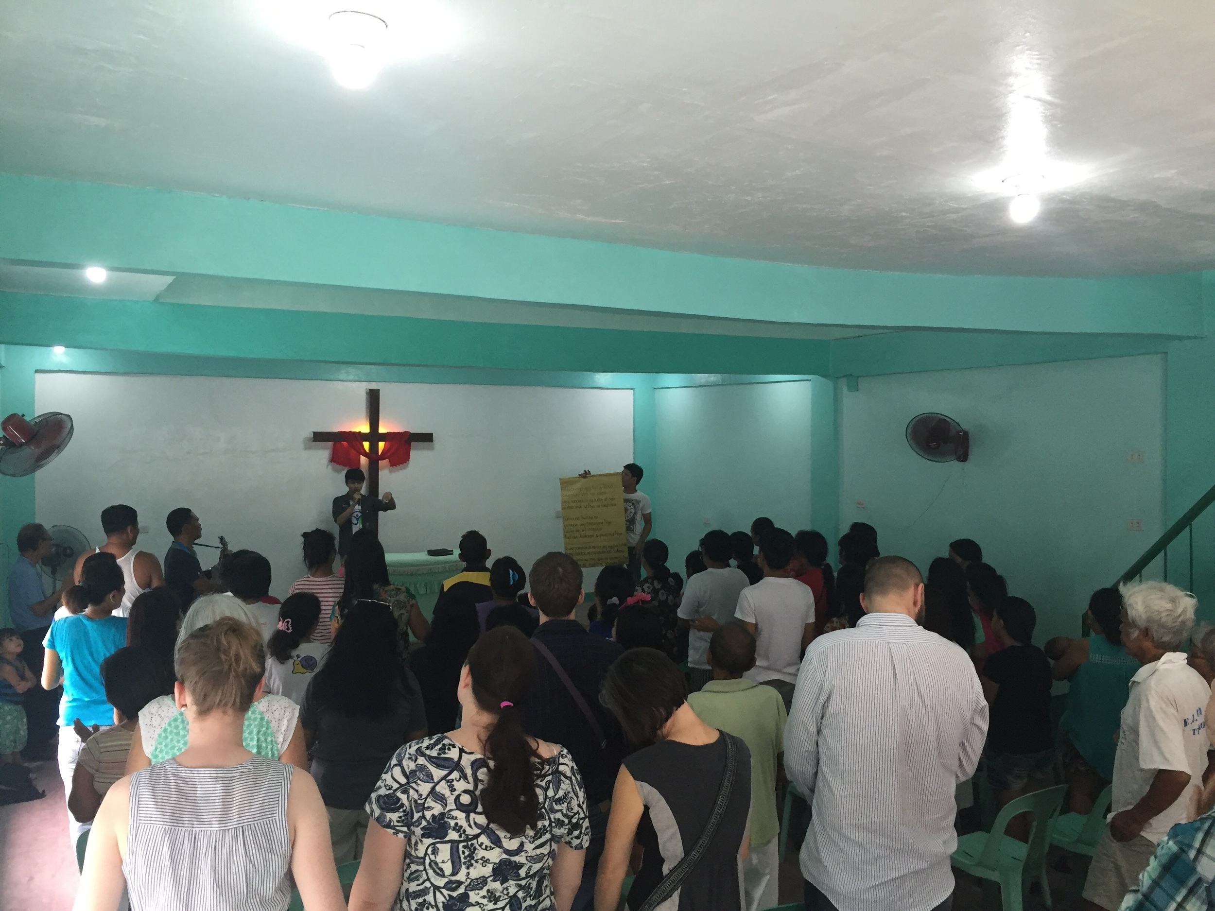 PV church service
