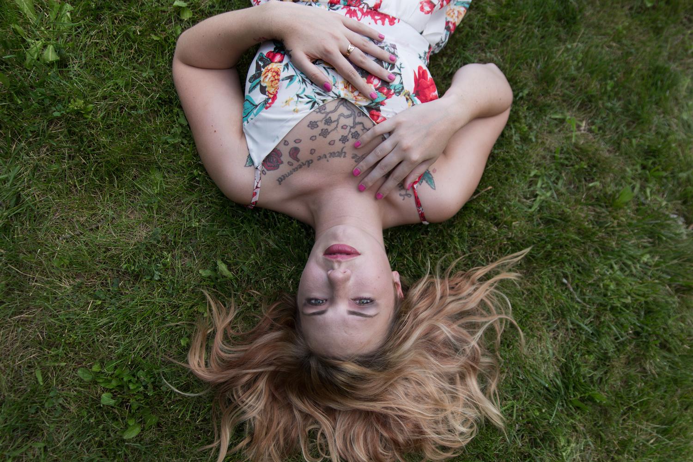 Model: Jessie Forbes