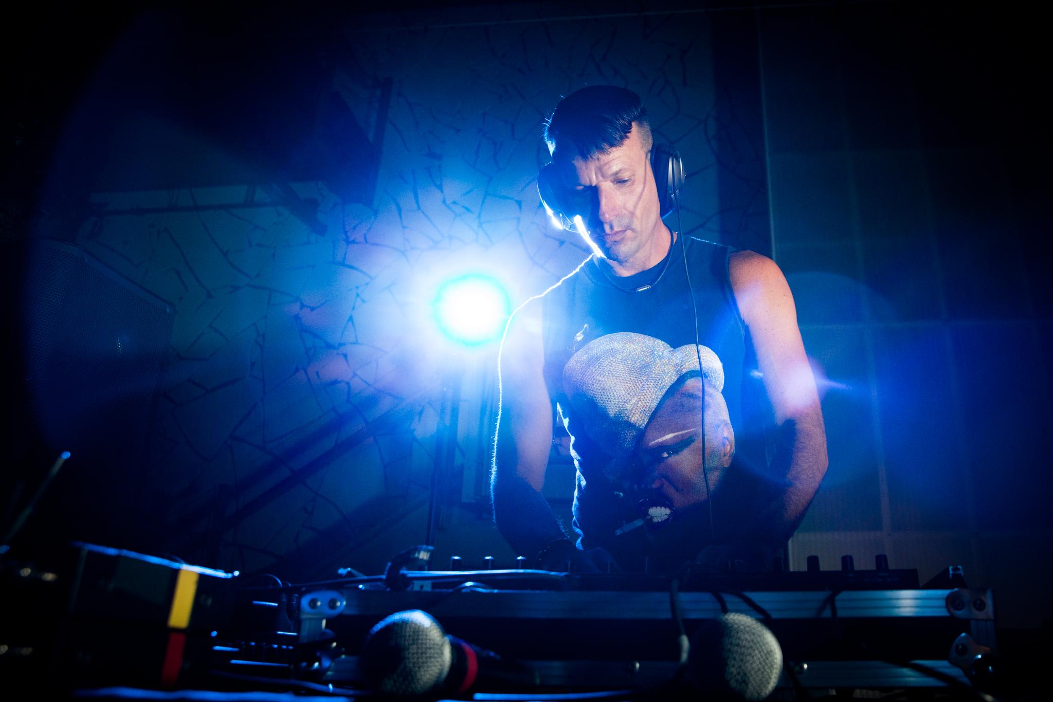 DJ // Jayson Spank // Envrionmental Portraiture // LA Crewe Photography
