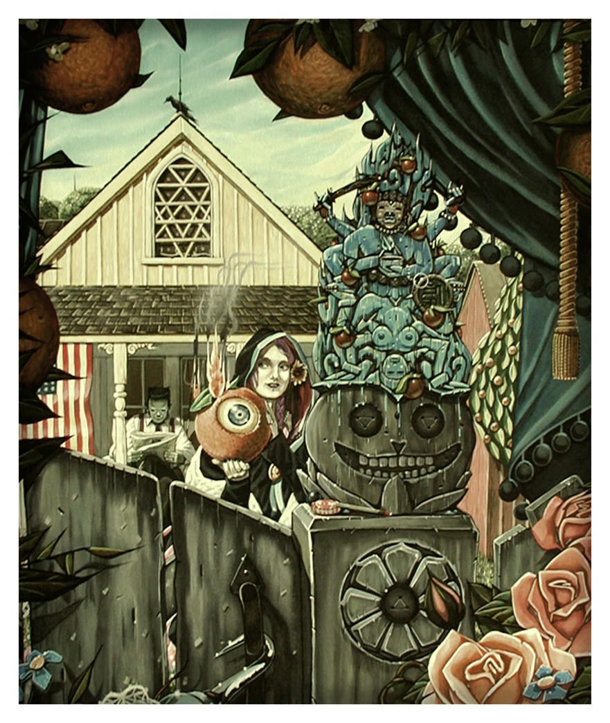 American Surrealchemist.