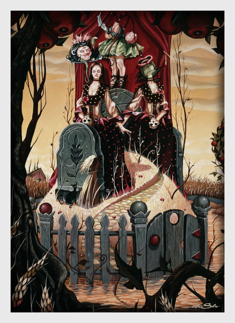 Victorian Sacrifice II.