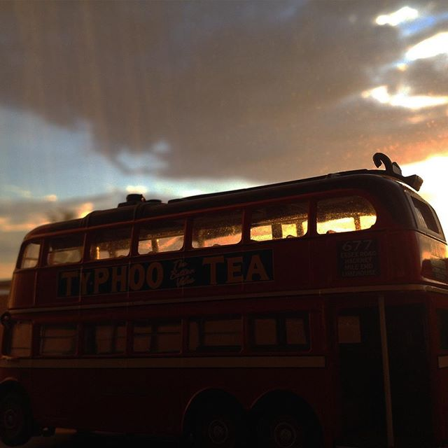 Terrence awakes to his first morning under African skies. He can sense the spirits of older, vanished trolleybuses nearby...