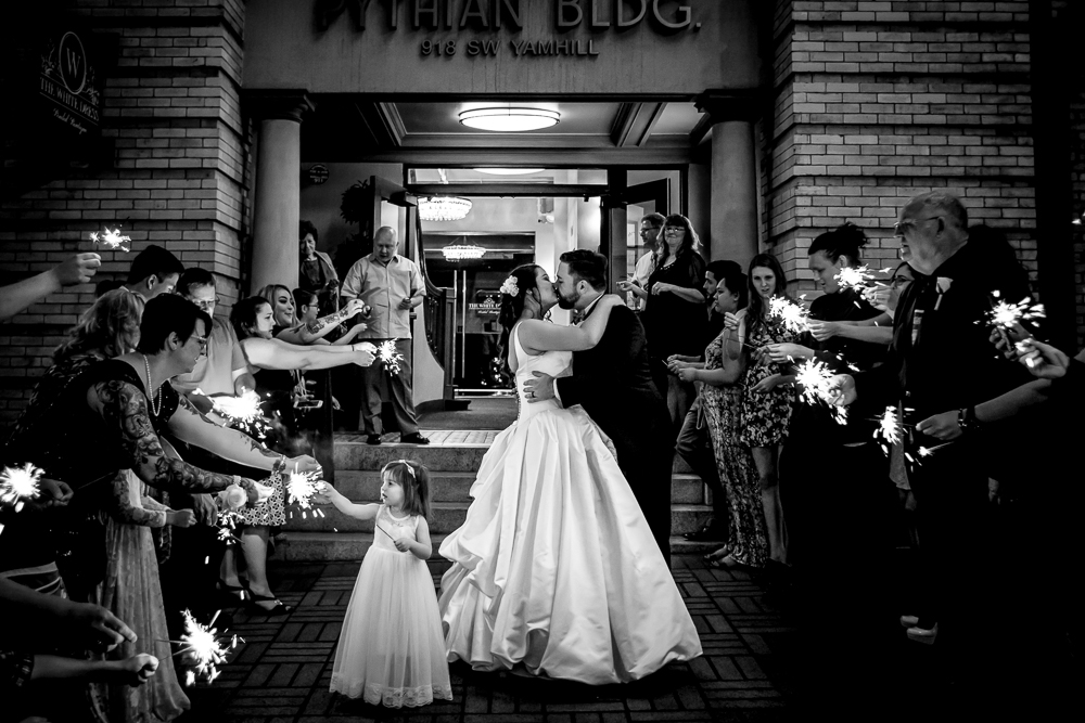 Cheyenne & Michael - The Elysian Ballroom