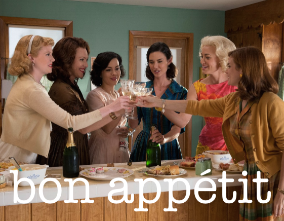 """Jell-O Molds and Shrimp Trees: Behind the Insane Vintage Food of """"Astronaut Wives Club"""""""