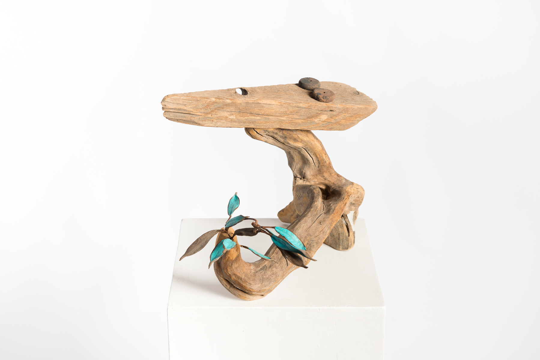 Driftwood creature