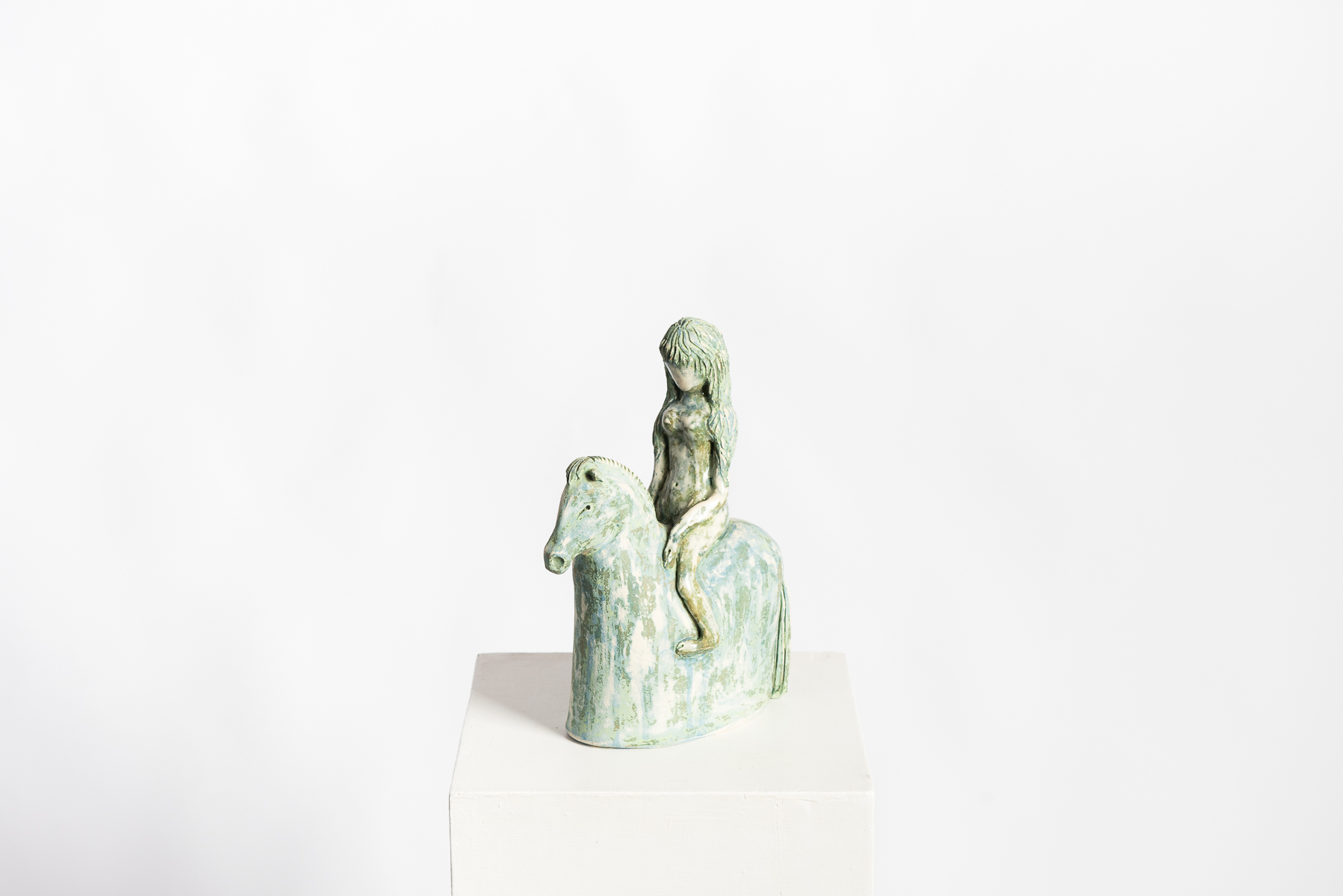 Lady Godiva (Ceramic)