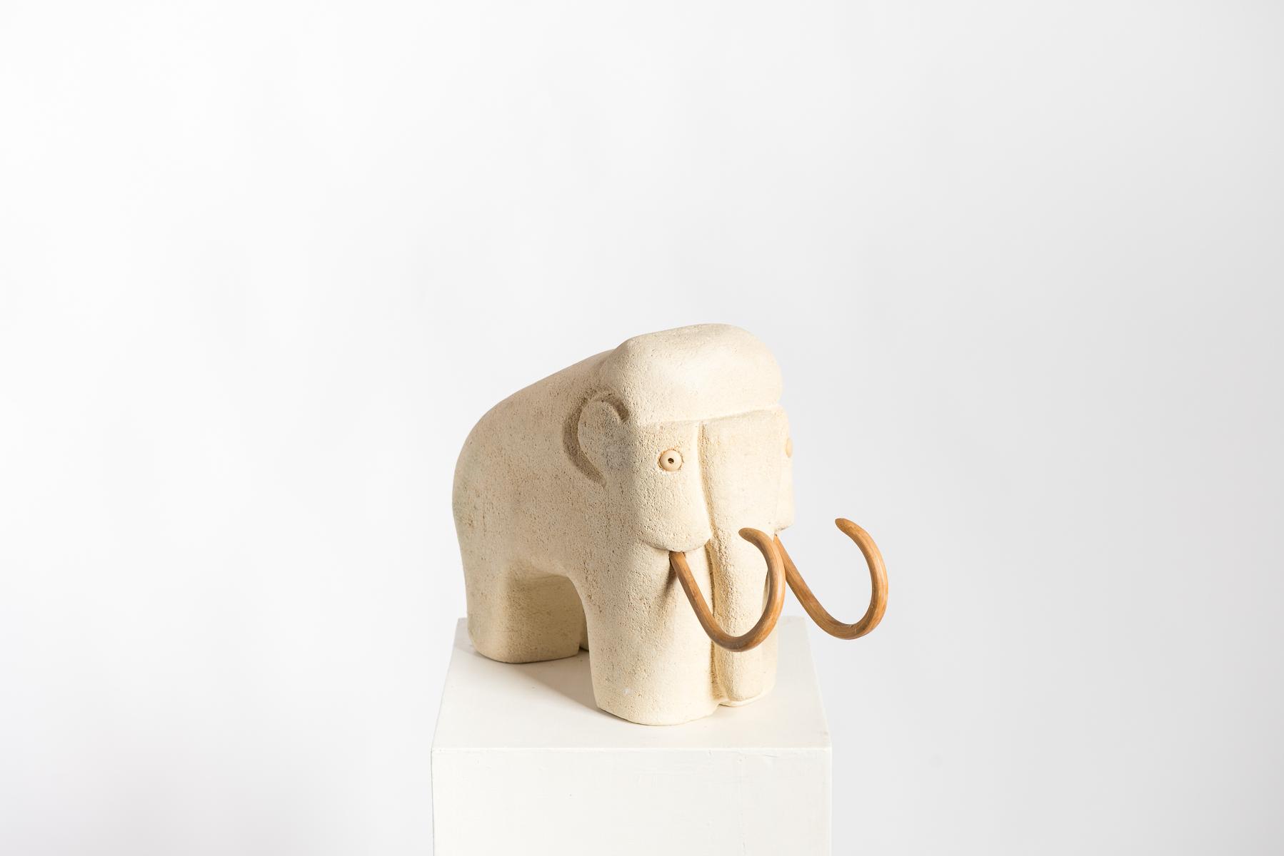 Mammoth (Ceramic)