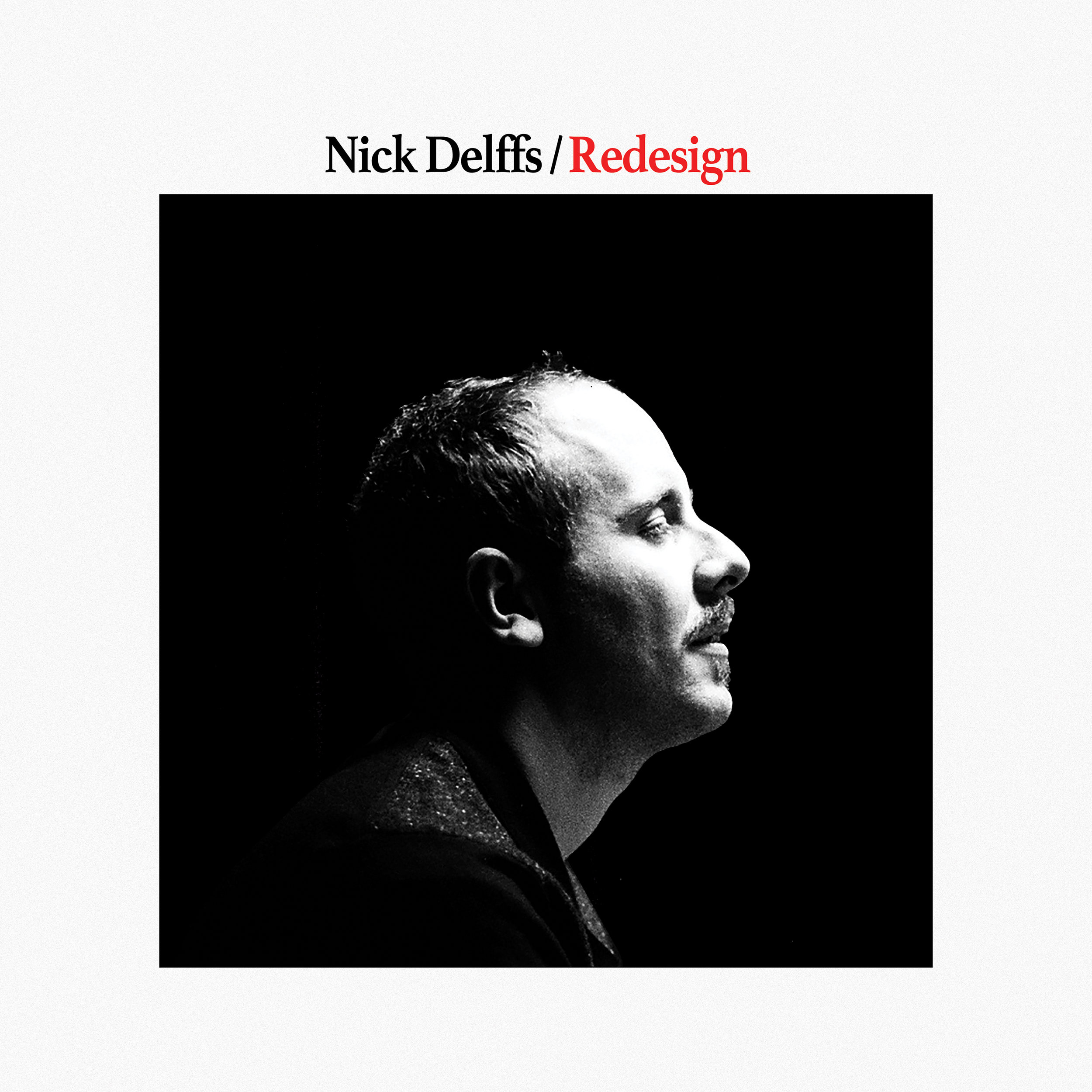 Nick Delffs - Redesign