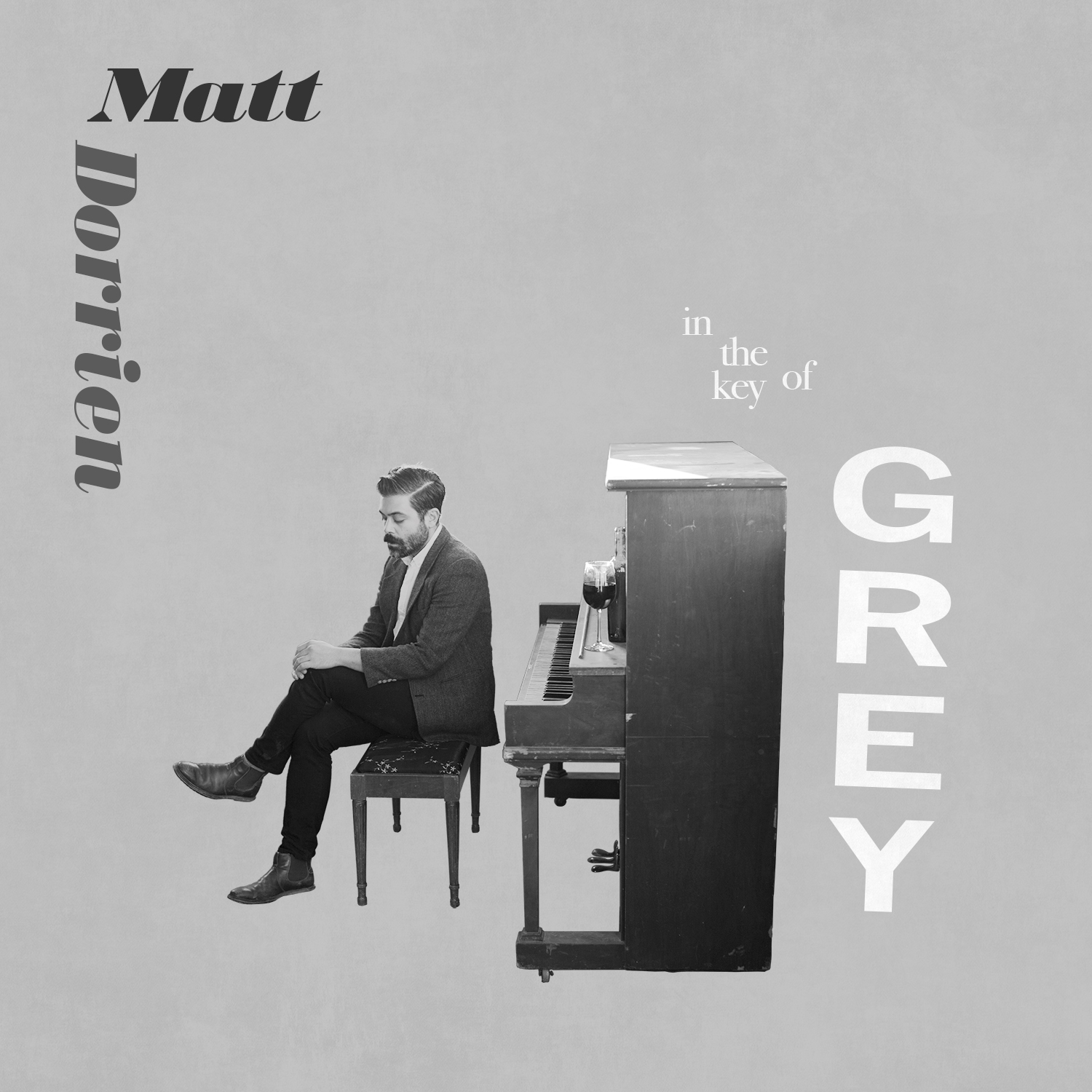 Matt Dorrien - In the Key of Grey