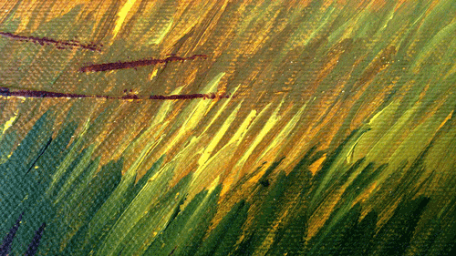 Green Ochre Grass