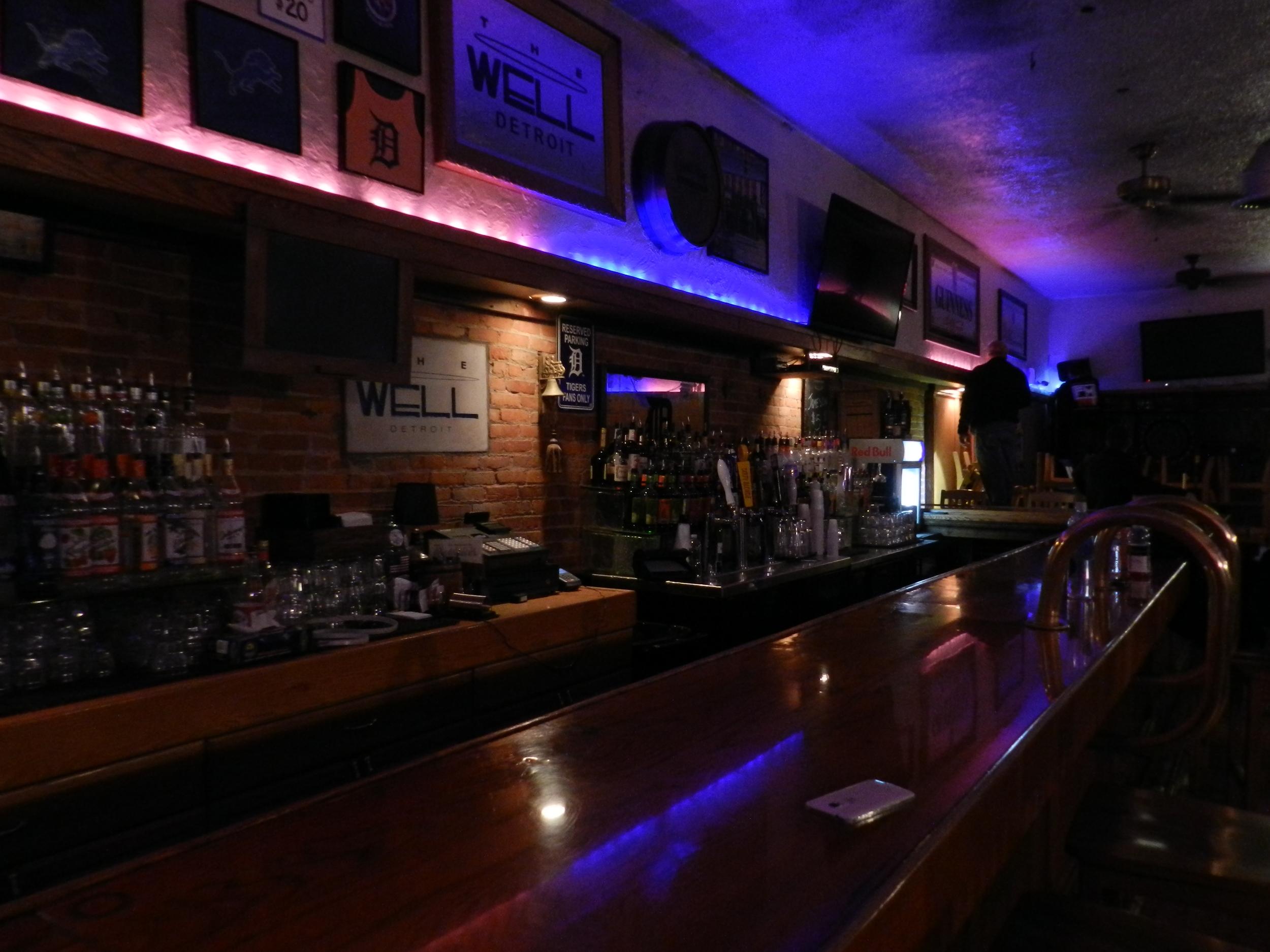 Bar and Club Lighting
