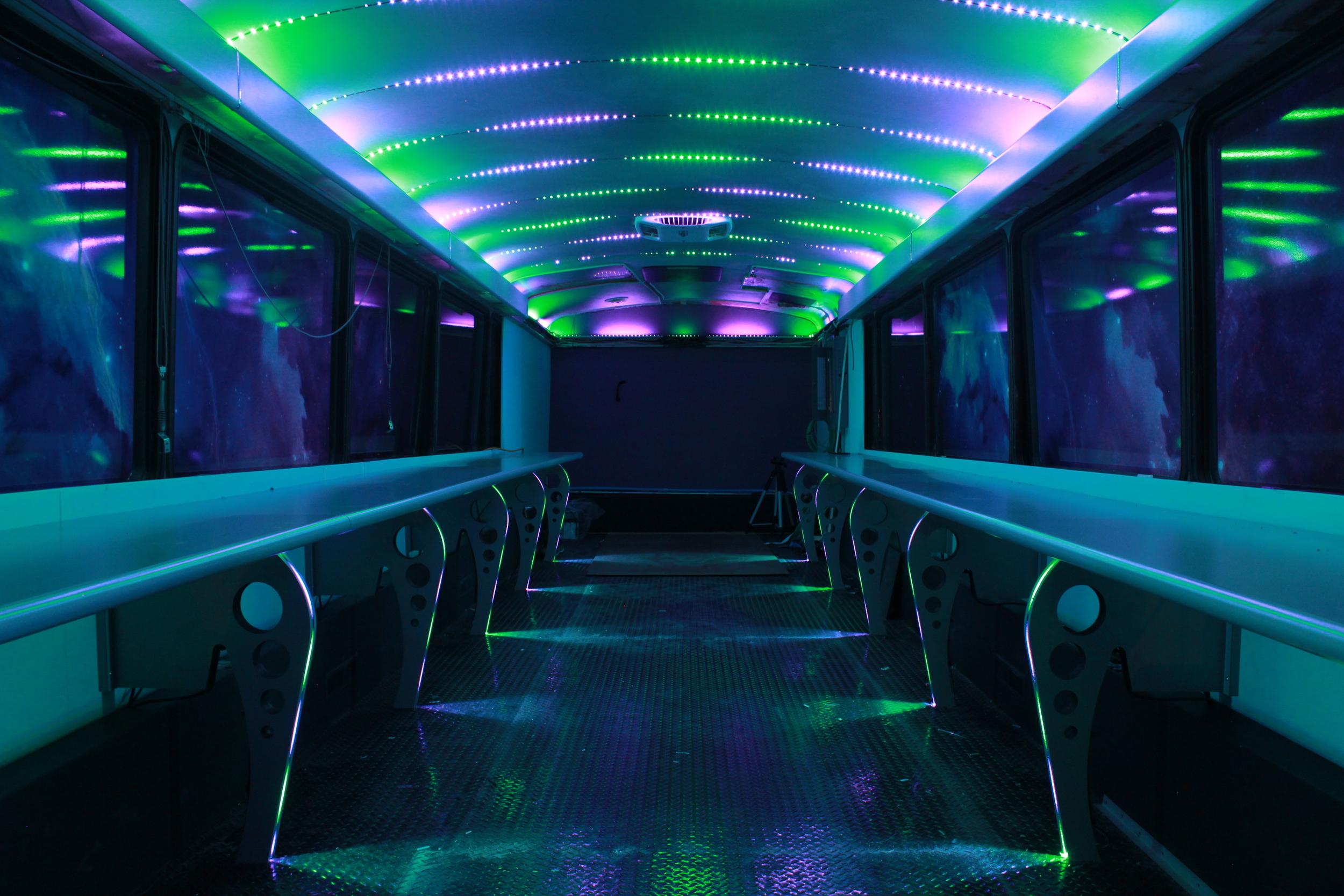 Vehicle Interior Lighting