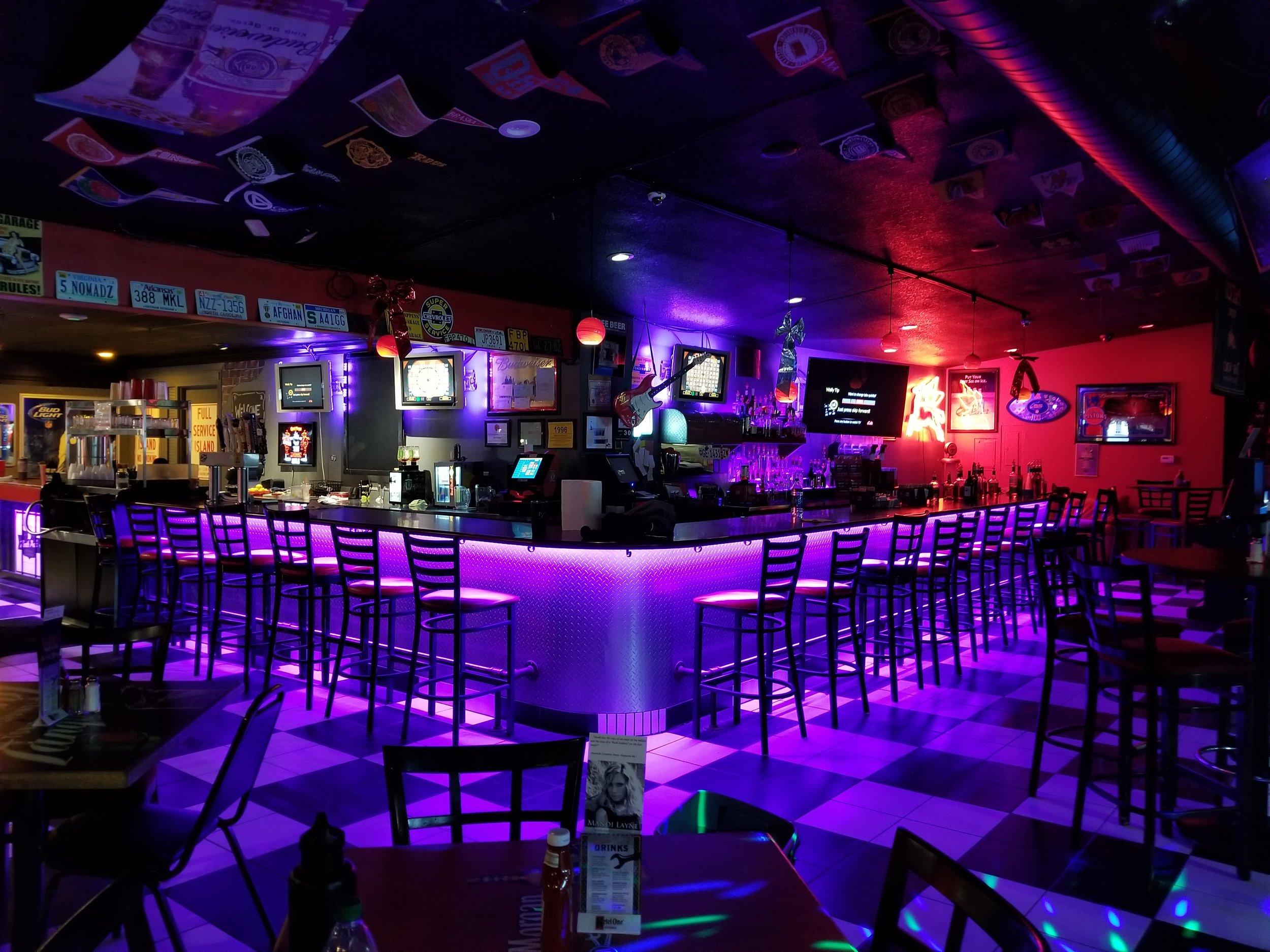 Joe's Garage Sports Pub