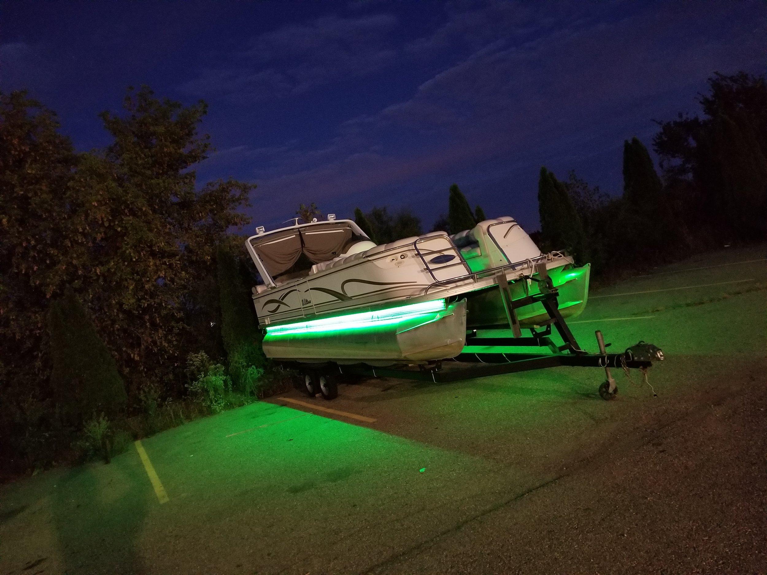 Pontoon Boat Lighting