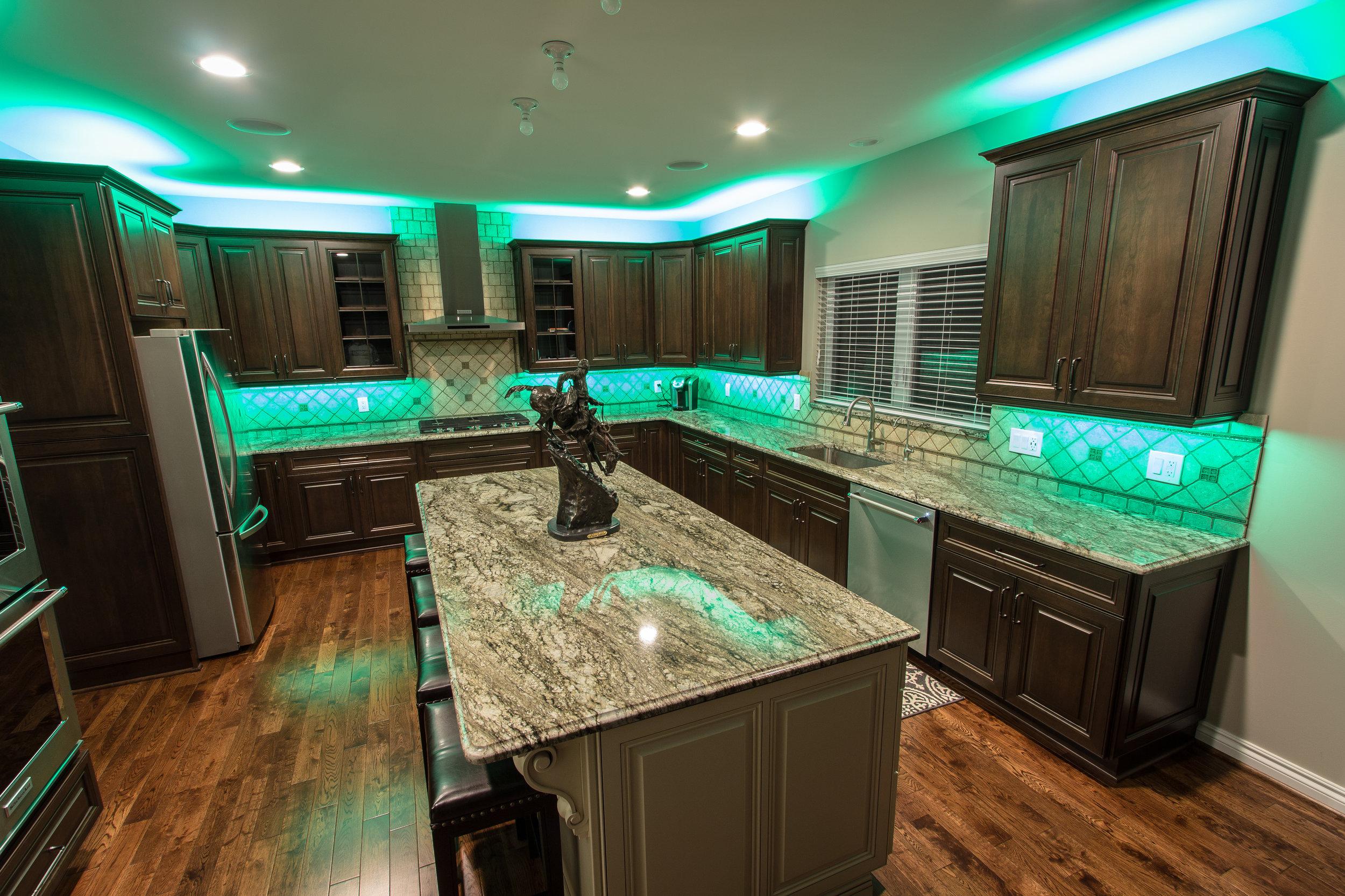 Cabinet Lighting