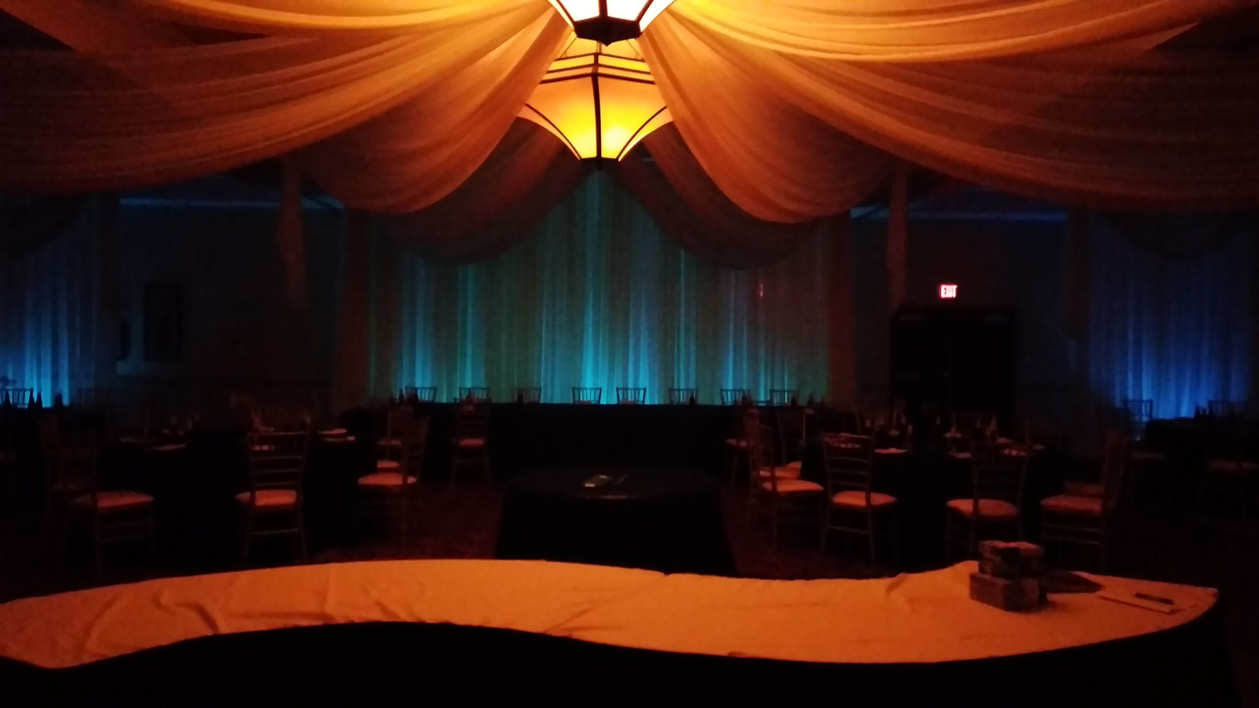 Event Lighting -
