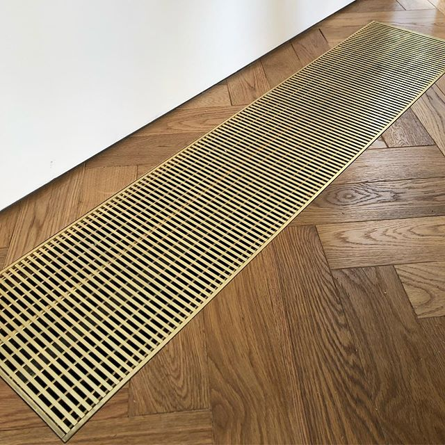 It's all in the detail.  #australianarchitecture  #architectureaustralia  #parquetfloor  #chevronparquet  #brass