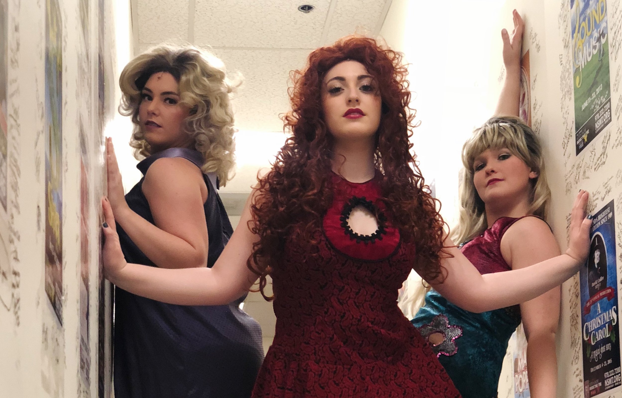 "The ""Hookers"" from the Dollhouse (NSMT HAIRSPRAY 2018)"