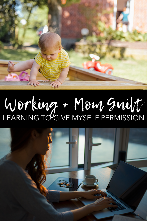 Ditch the Mom Guilt