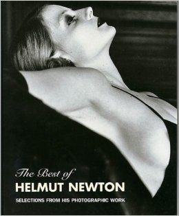 Helmut Newton Book
