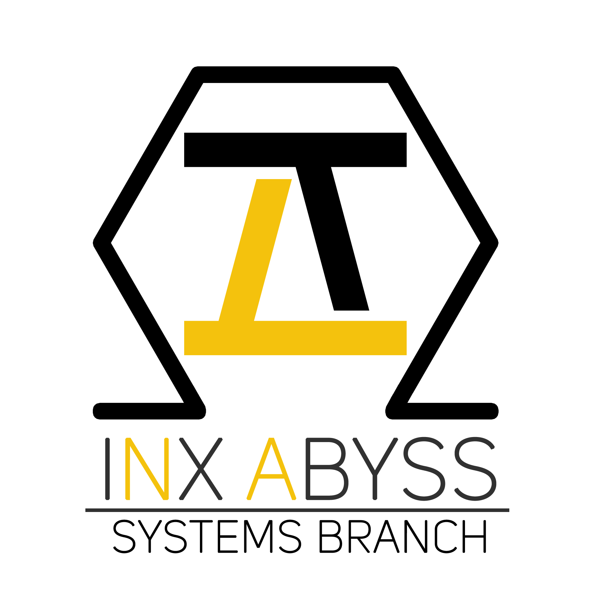 InX Abyss, LLC Systems Branch Logo