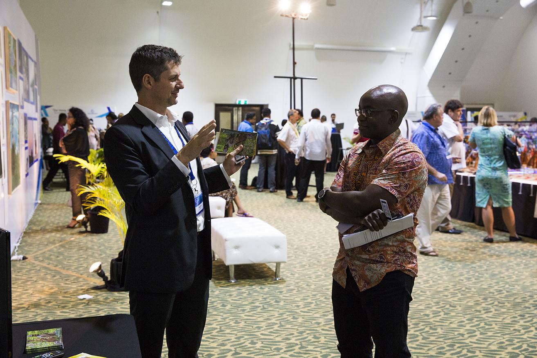 18_10_17 Talking AgUnity with Samuel Munzele Maimbo _ Head - Finance for Development Unit & Senior Adviser - Office of the Managing Director & World Bank Group Chief Finance URF WBG IMG_3948.jpg