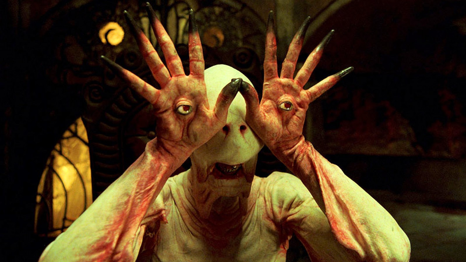 10. PAN'S LABYRINTH / EL LABERINTO DEL FAUNO  (Guillermo del Toro, Mexico/Spain, 2006)