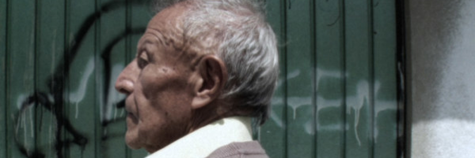 """MALAVENTURA  A film by Michel Lipkes (Mexico, 2011, 67 min., 35mm.) """"Beautiful. […] Lipkes proves in this opera prima that he is a talent to watch."""" –Howard Feinstein, Screen Daily  Lipkes's slow-burning film follows a nameless elderly man (played by non-actor Issac López) on his last day of life in the seedy streets of downtown Mexico City. Beset by memories, he roams through his past while everyday life slips by him. """"Rendered with intensity and rigor"""" (Robert Koehler, Variety ), Malaventura marks the auspicious and dignified filmmaking debut of film critic and programmer Lipkes.  Saturday, September 7 at 9pm; and Monday, September 9 at 7pm."""