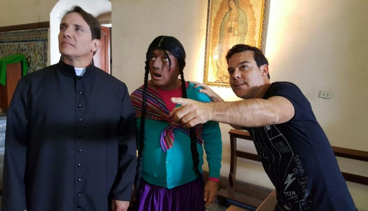 PERU   The controversial comedy  La paisana Jacinta: en búsqueda de Wasaberto  based on the television character created by Jorge Benavides was the most popular Peruvian film. The movie stirred controversy and a public campaign against in its denigrating depiction of an indigenous Andean woman.
