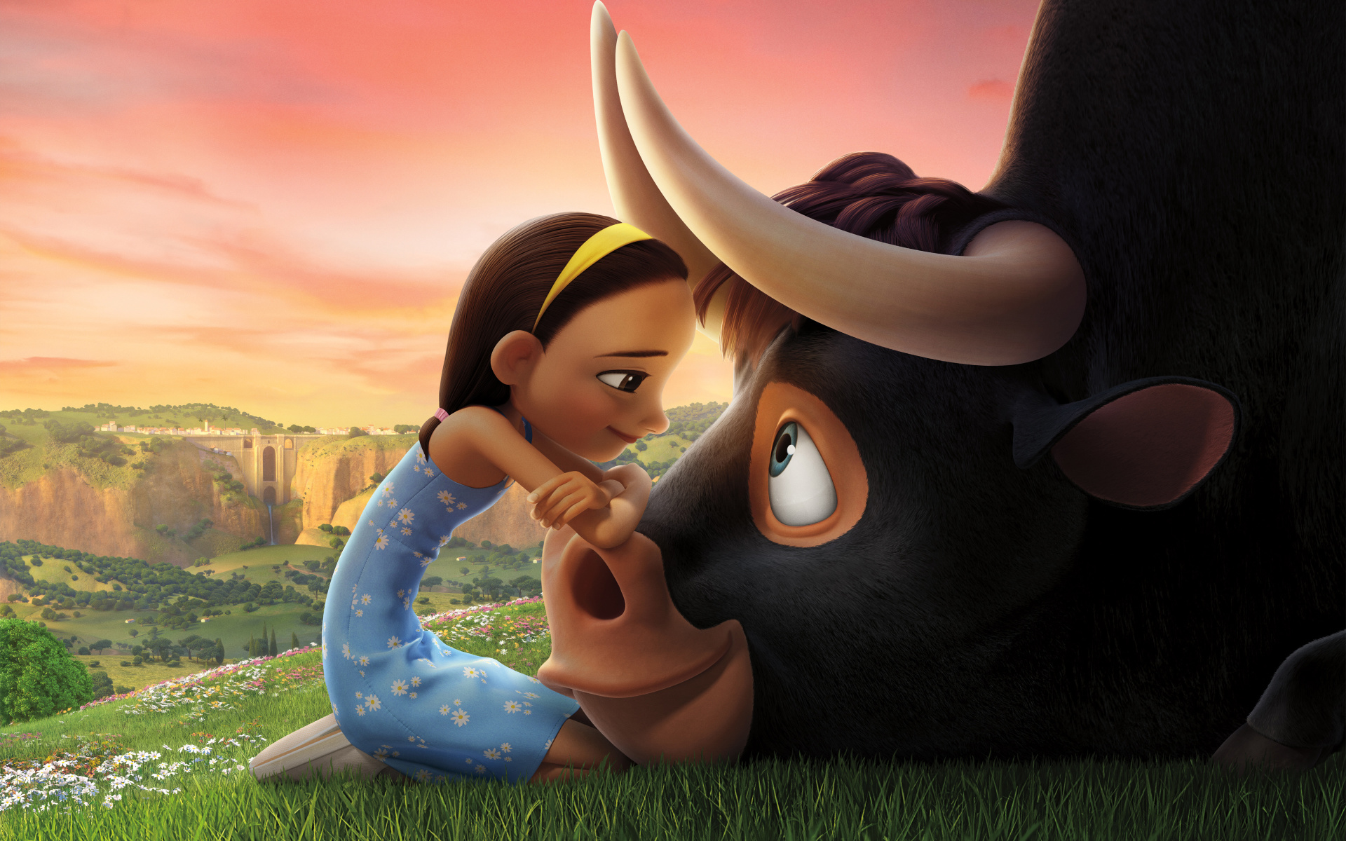 2. FERDINAND  Fox  Another animated film made it to the second place, directed by Brazilian filmmaker Carlos Saldanha ( Ice Age ). The movie about a giant bull with a big heart made $77 million in the local box office.