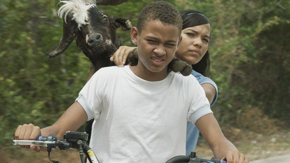 Bad Lucky Goat  by Samir Oliveros