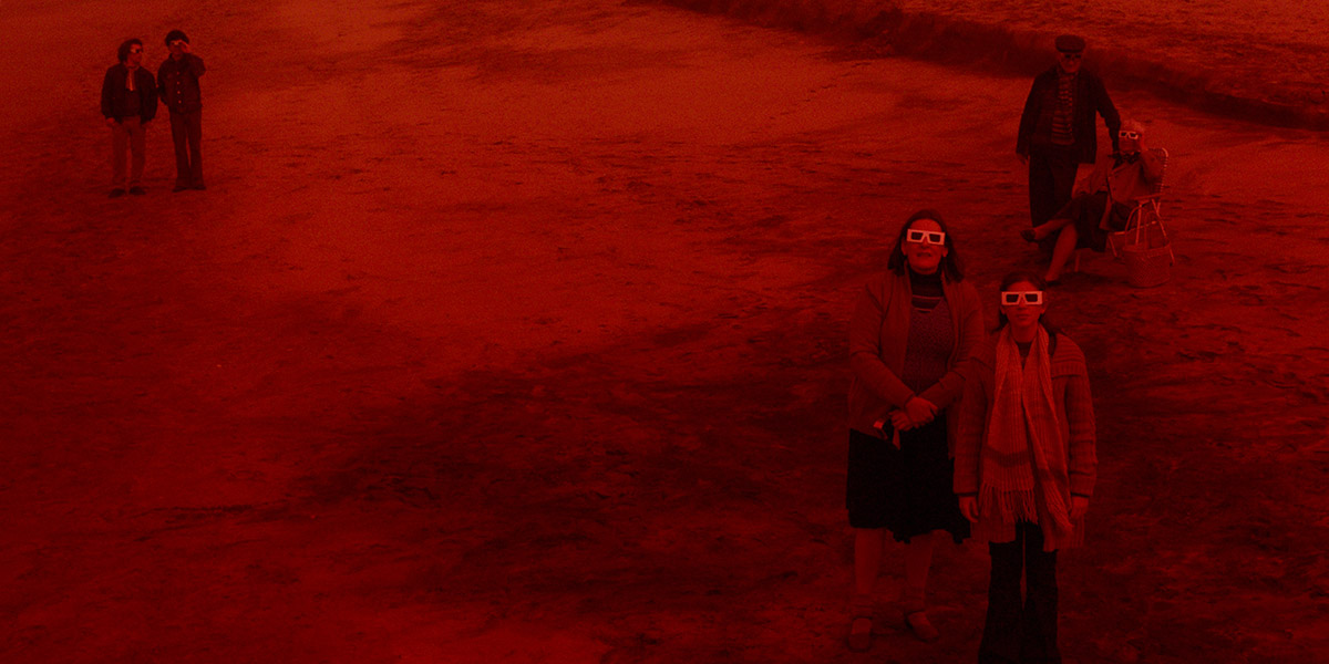 Rojo  by Benjamín Naishtat
