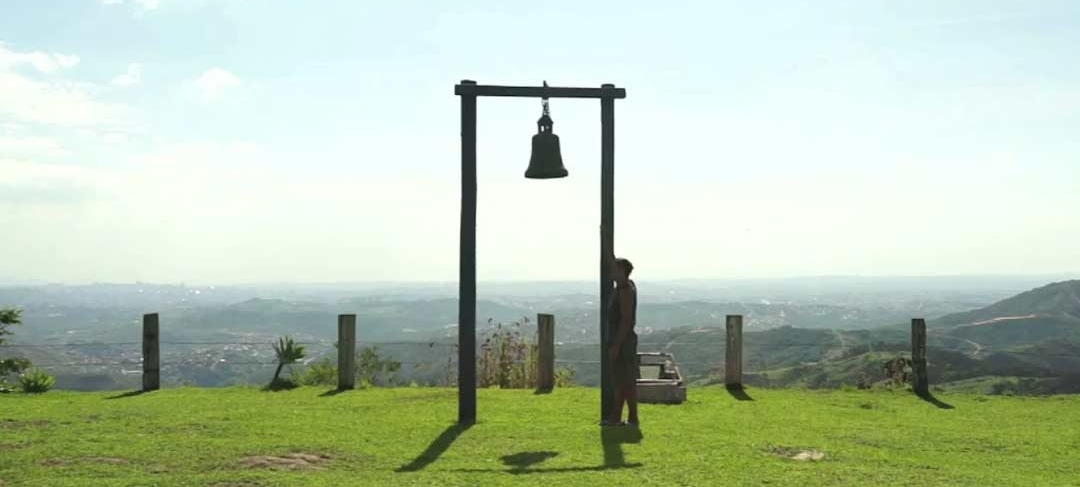 THE SOUNDS OF BELLS / O SOM DOS SINOS  (Marcia Mansur and Marina Thomé, Brazil, 2016, 70 min.) U.S. Premiere /  Buy Tickets   Church bells announce the time for work, rest, prayer, and celebration. But for the people of Minas Gerais, Brazil, the sound of bells transcends the everyday. As a group of young bell ringers develop a sense of pride in making their own sound reverberate through their town, we see how religious experience connects the community to something larger than themselves.   Saturday, October 20, 11:30am