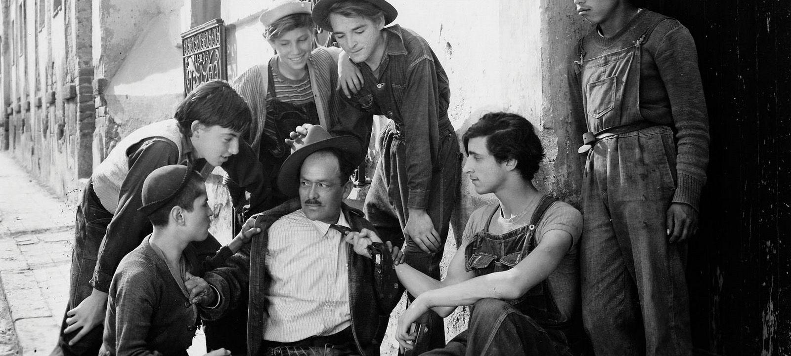 Los Olvidados  by Luis Buñuel
