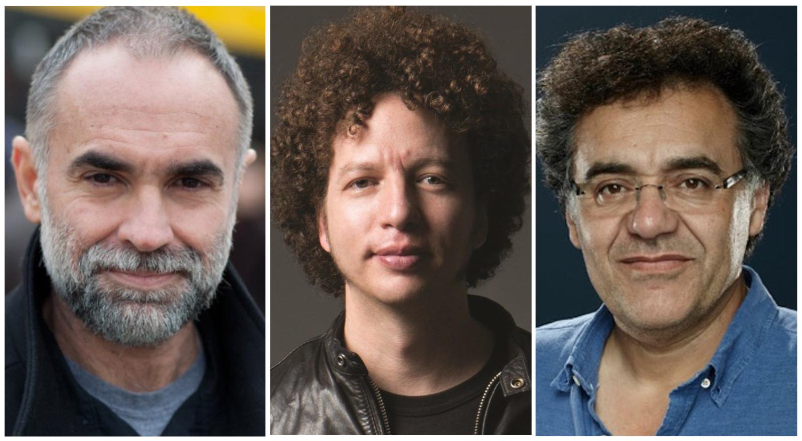 Karim Aïnouz, Michel Franco, and Rodrigo García.