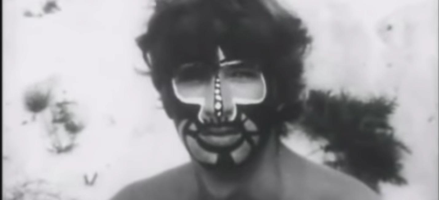 O Jardim das Espumas / Foam Garden (1971)