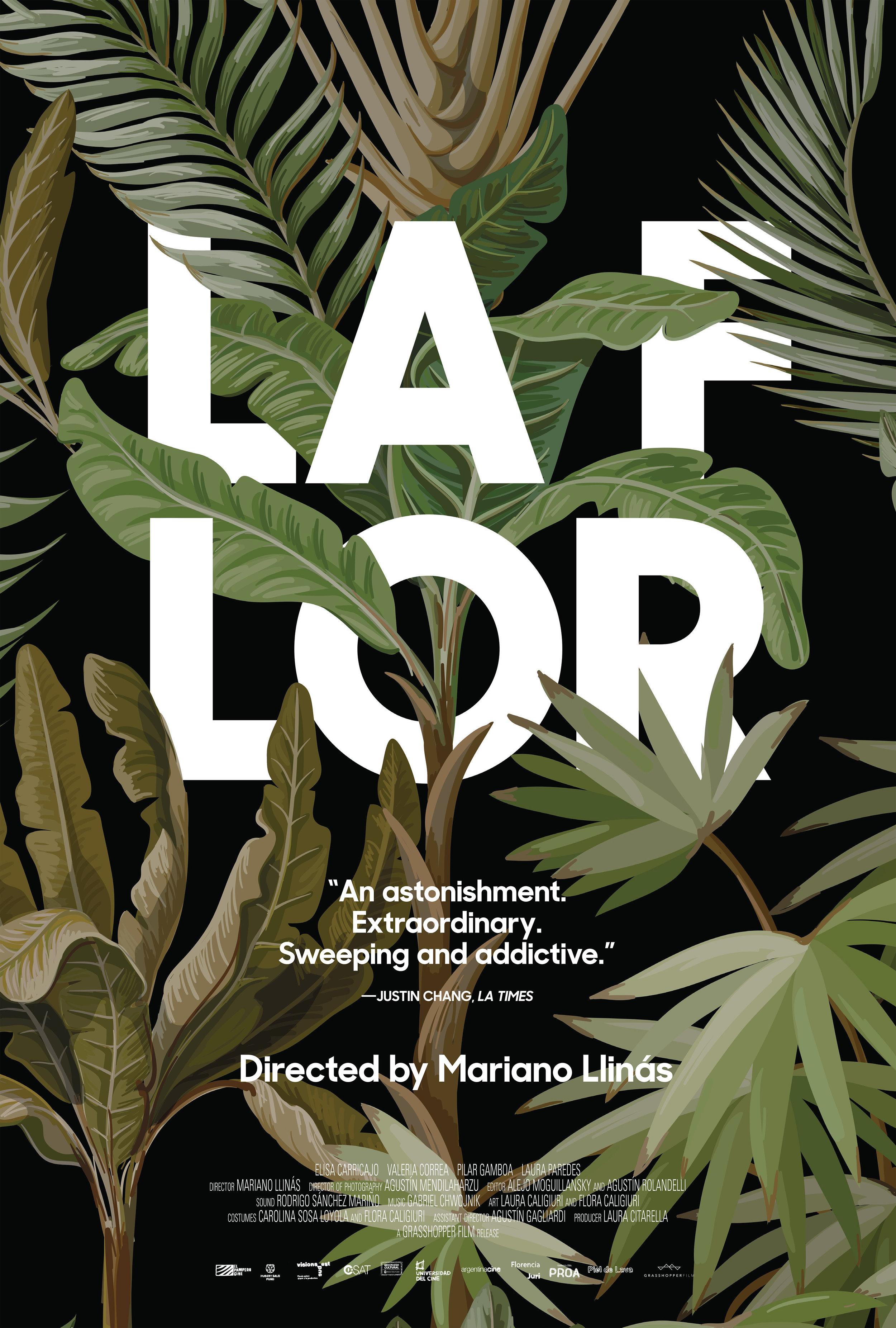 La Flor - US poster.jpg
