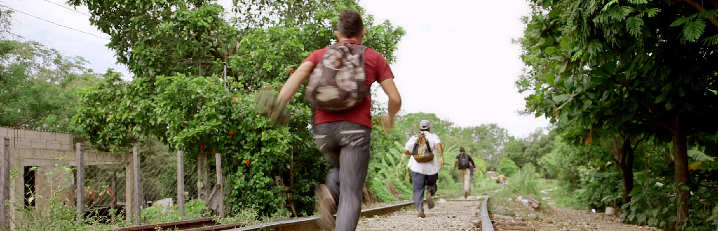 """BORDER SOUTH  (Raúl O. Paz Pastrana, USA/Mexico/Guatemala, 2019, 83 min.)  New York Premiere / Filmmaker in Attendance   Buy Tickets   Through a blend of visual anthropology and cinema verité, discover the story of the migrants along the 2,300-mile-long """"train north"""" through Central America. Anthropologist Jason De León follows the trail to understand what happens to the migrants who attempt the journey. He collects decaying artifacts lost along the way, allowing him to piece together the difficult lives of his subjects, and offering glimpses of the violence of the culture of immigration along the southwestern U.S. border.   Friday, October 18, 7:30pm"""