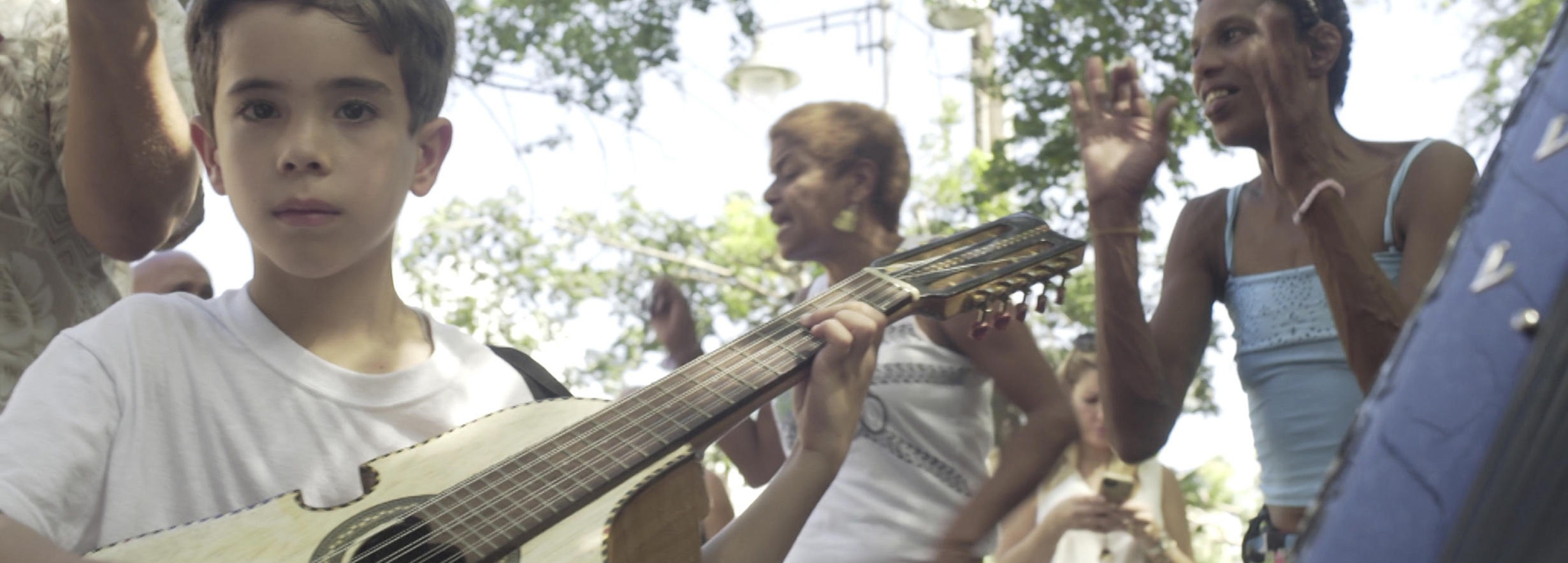 MIGUELITO - CANTO A BORINQUEN  (Sam Zubrycki, Puerto Rico/USA/Colombia/Australia, 2019, 94 min.)  U.S. Premiere | Filmmaker in Attendance   Buy Tickets   What happened to Miguelito? After the 11-year-old Puerto Rican  salsero  played Madison Square Garden in 1972, he and his whole family disappeared from New York City. Now, legendary producer Harvey Averne is anxious to rediscover both Miguelito and the sound of early 70s New York salsa scene. Experience the lively world of Puerto Rican music as the mystery of an 11-year-old  salsero 's disappearance unfolds.   Sunday, October 20, 5pm