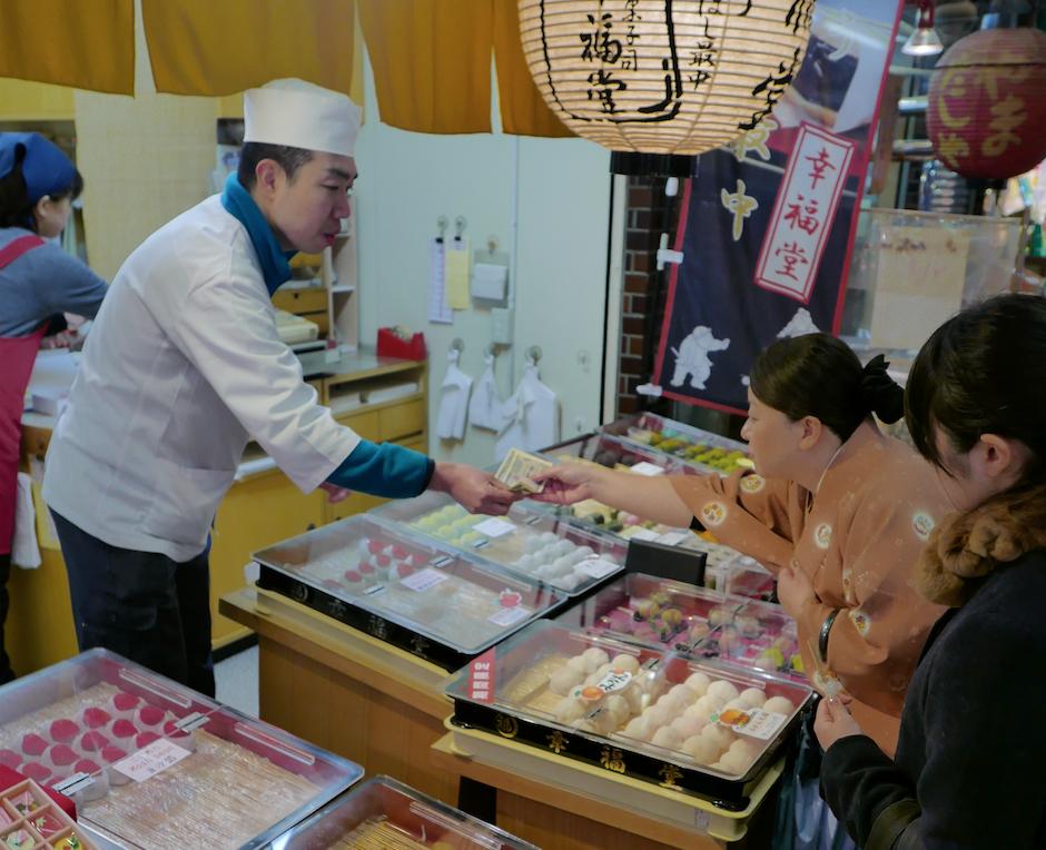 Nikishi Market Kyoto