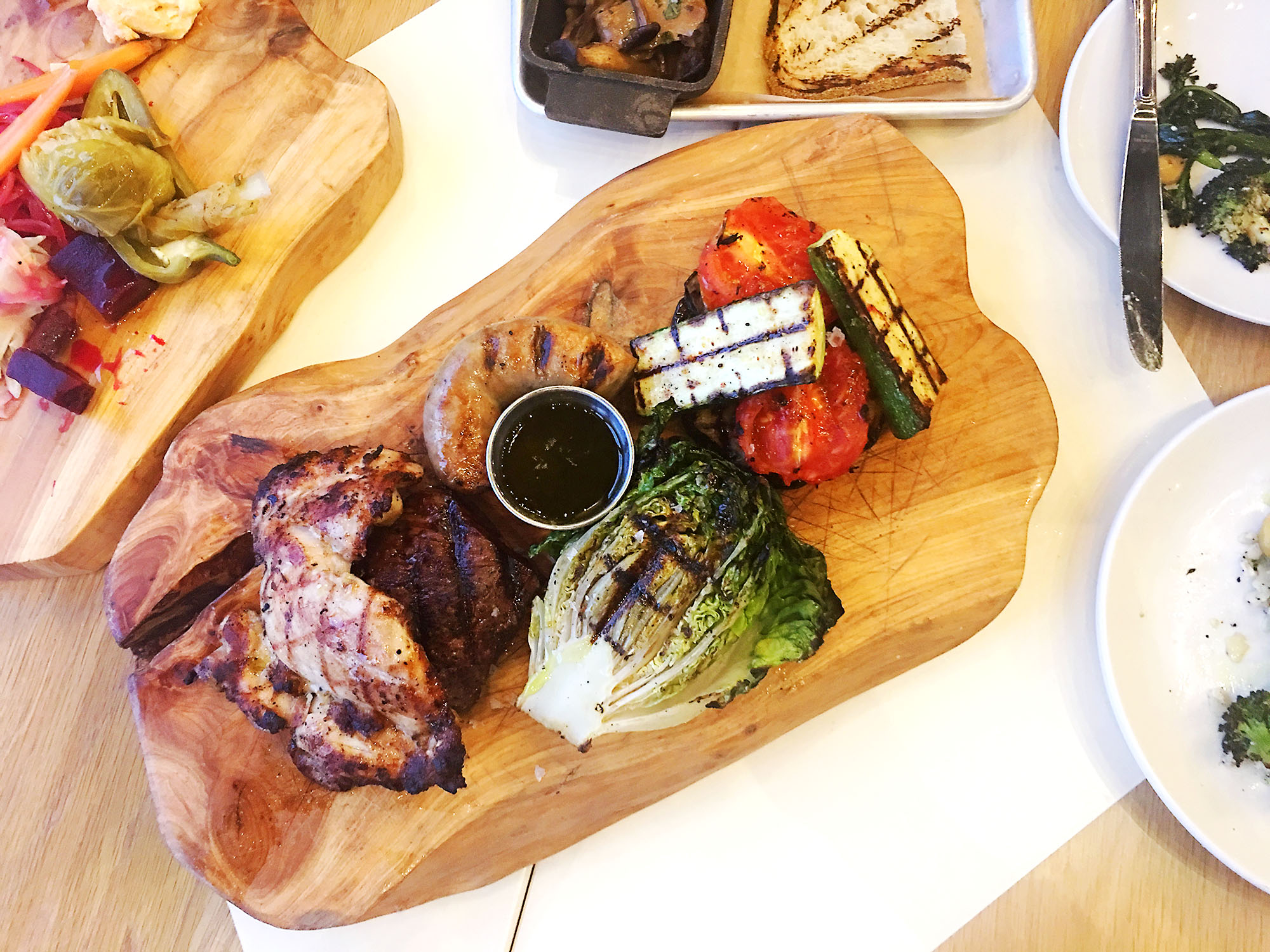 Mixed Grill, $32