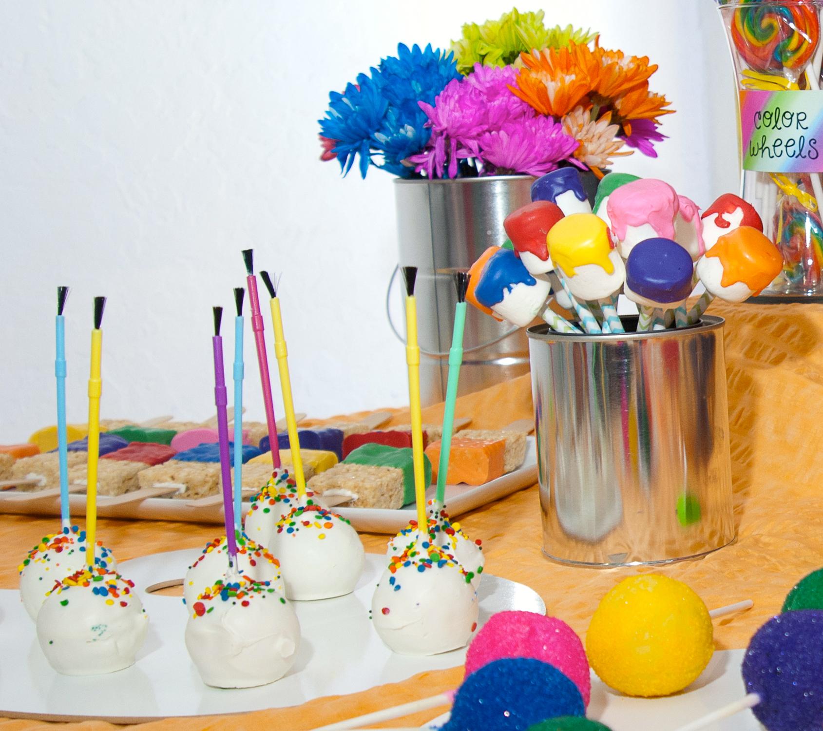 tarynco-events-kids-party-art-carnival-themed-paint-brush-cake-pops.jpg