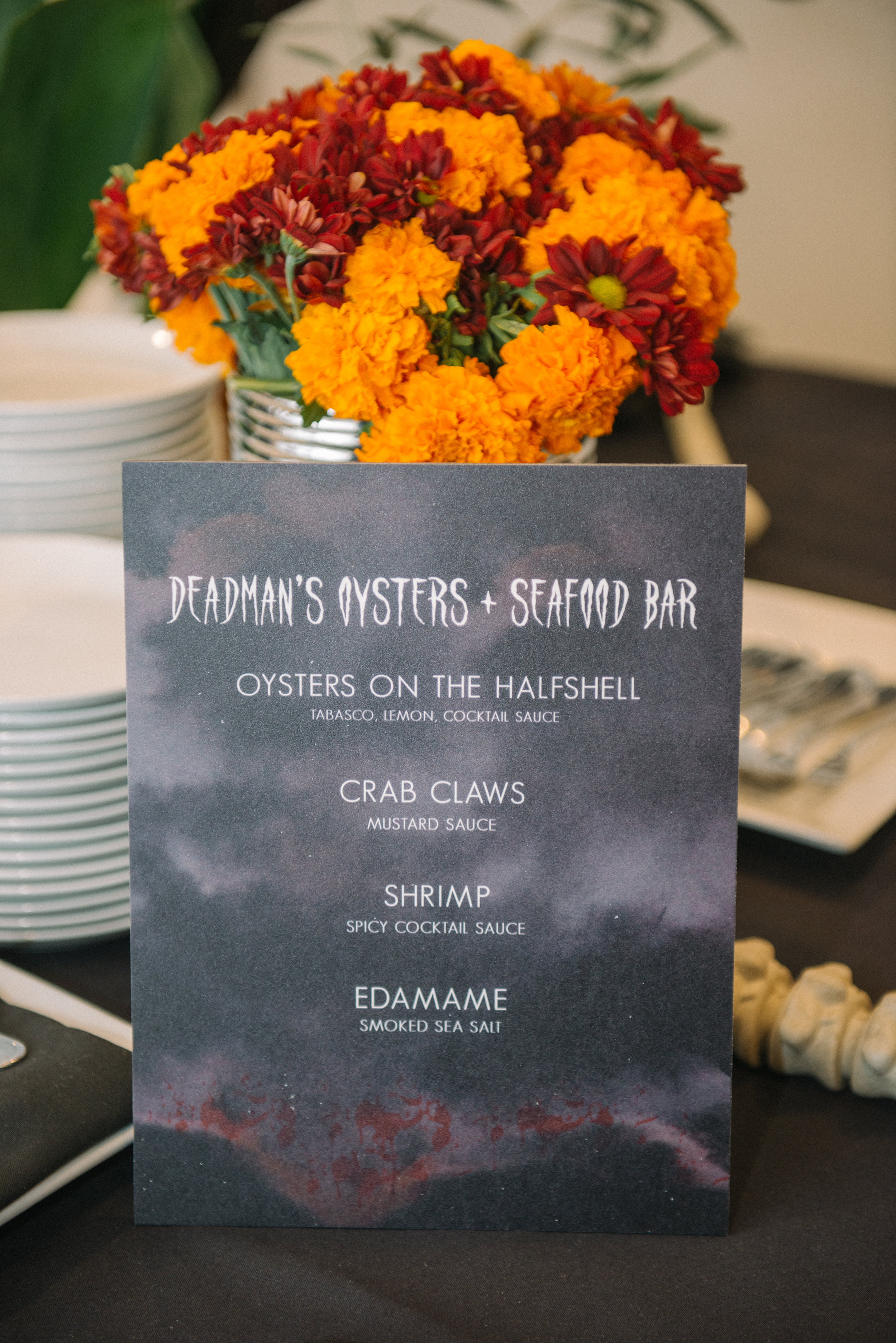 _tarynco_event_planner_Beverly_Hills_HalloweenParty.flowers.signage.jpg