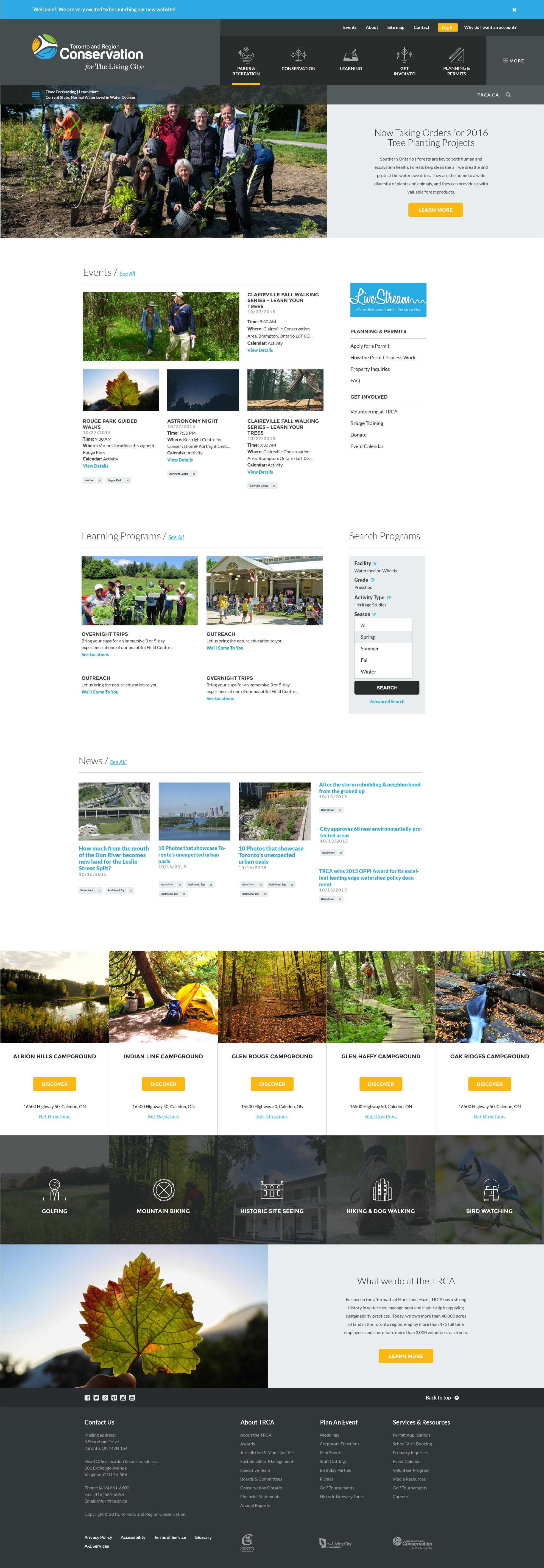 Homepage Comp